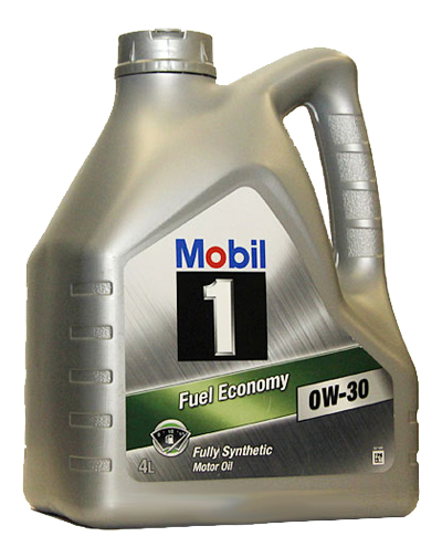 Mobil 1  0W-30  Fuel Economy Масло моторное синтетика 4л